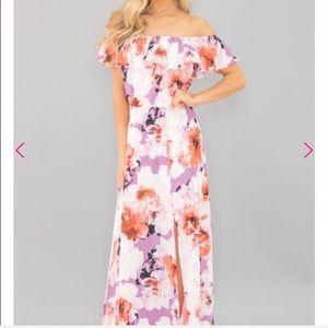 Dresses & Skirts - Pink Lily maxi dress